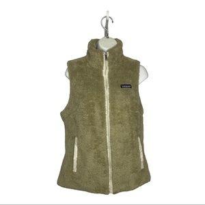 Patagonia Los Gatos Fleece Vest Size Medium